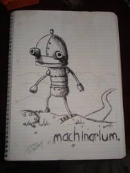 Machinarium by deboralmeida