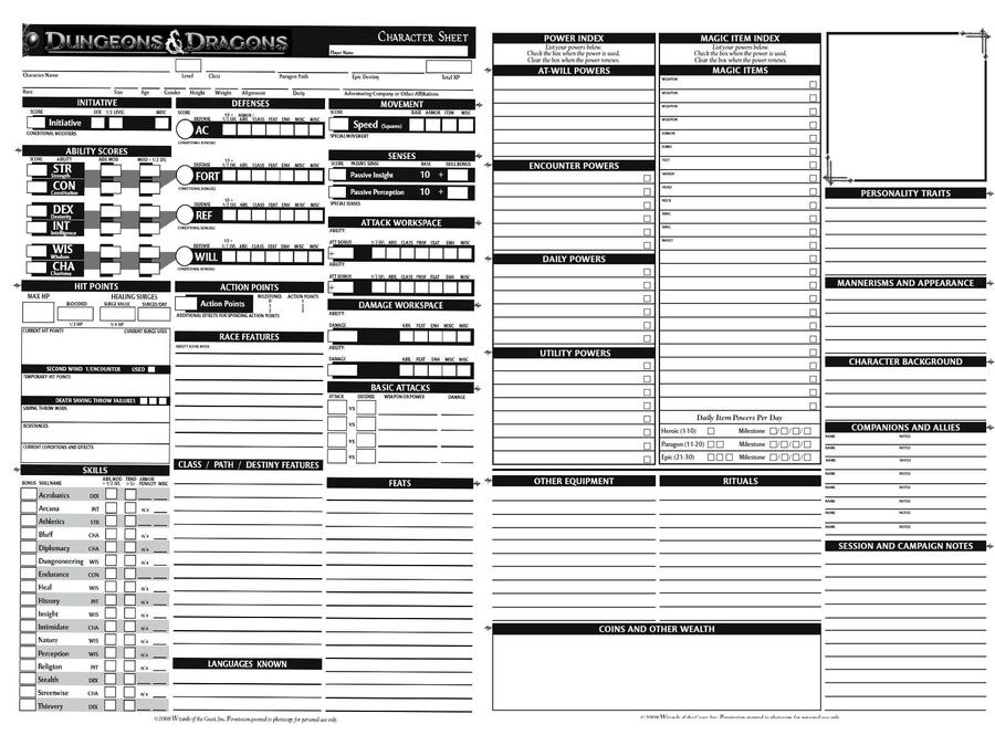 homebrew sheets on WorldOfHistoria - DeviantArt