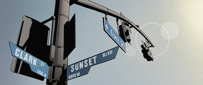 Sunset Strip - The Dirt Movie