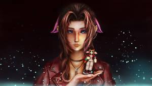 Aerith | Final Fantasy VII | Fanart