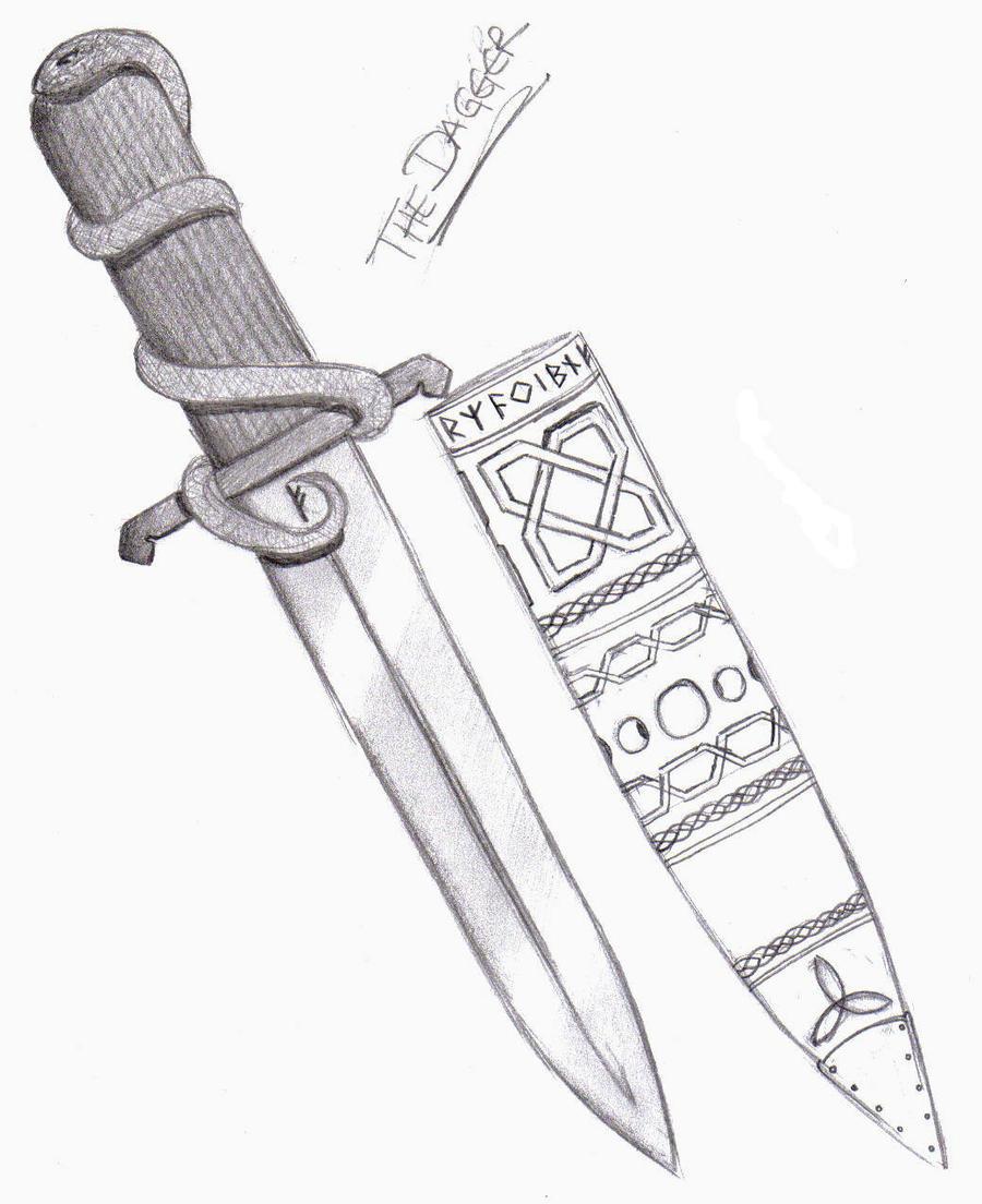 macbeth dagger drawing - photo #13