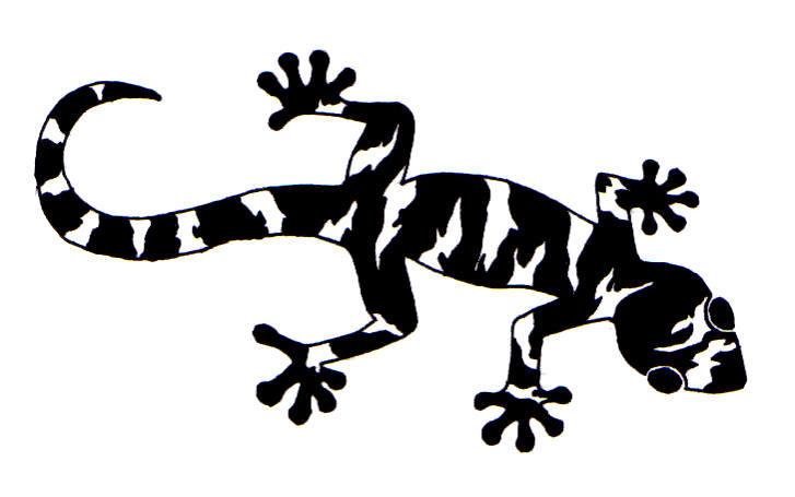 Gecko tattoo by *isisfiredancer on deviantART