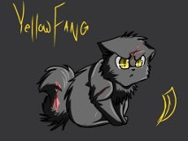 Yellowfang by fuzzyfire932