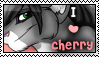 I Love Cherry Stamp by Cherry-Cz
