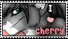 I Love Cherry Stamp by Cherry-Cz