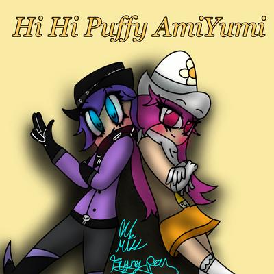 Hi Hi Puffy AmiYumi (requested by Prentis-65) by lilmissfryingpan
