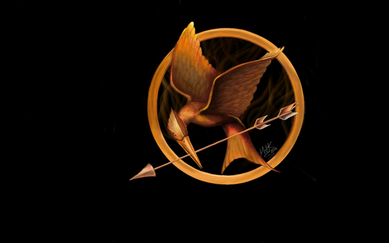 Catching fire movie logo transparentwithout ring by mockingjay the hunger games digital fanart by xxmariixx biocorpaavc Choice Image