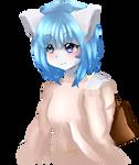 Wolfychu {Fan art} [redraw]