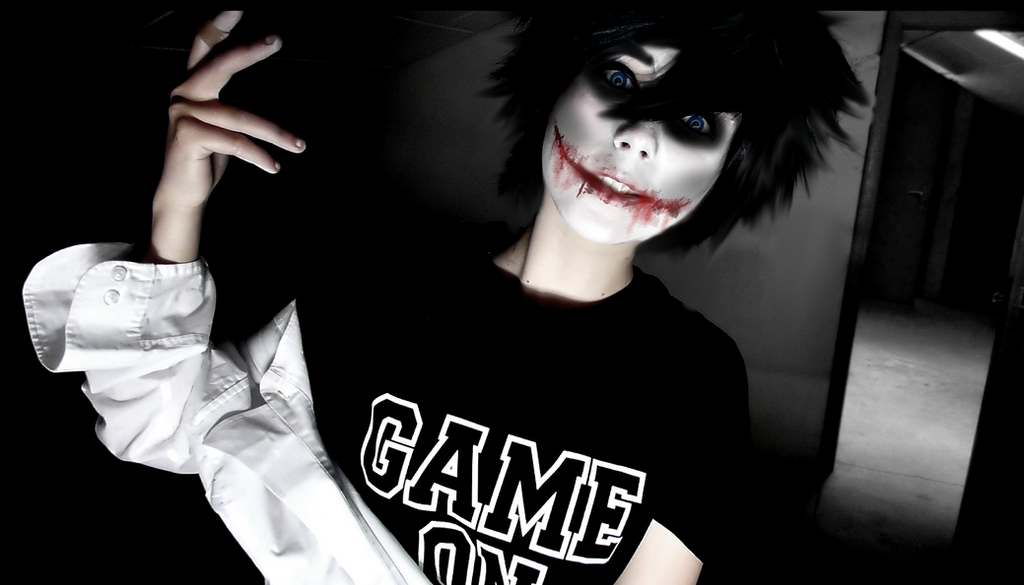 Jeff the killer /// SICKNESS part 1 by betweenmyface
