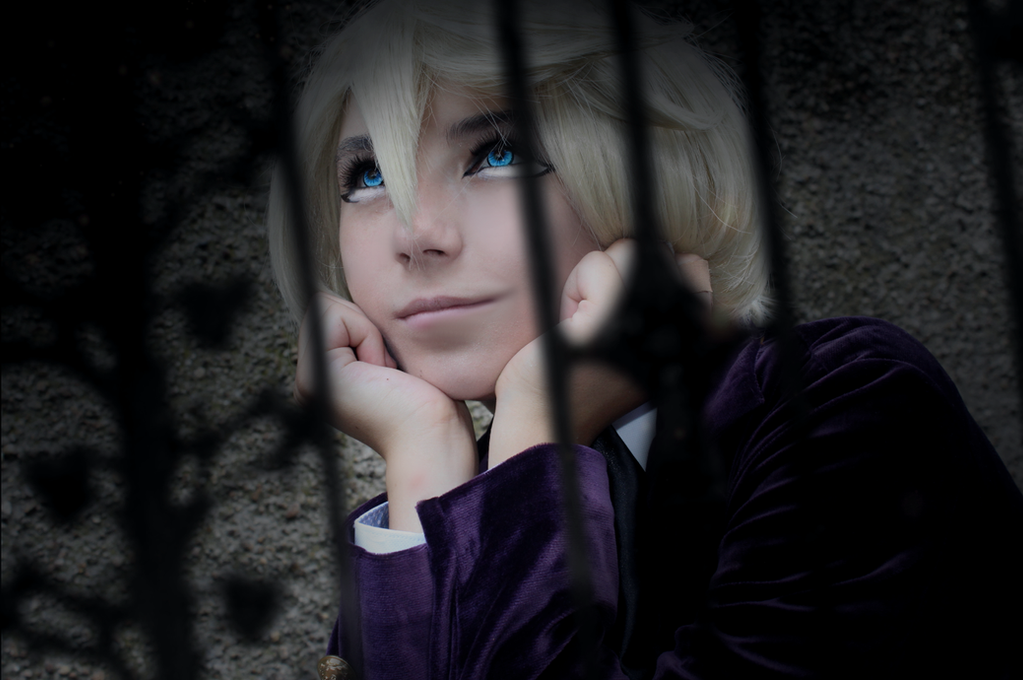 Alois Trancy Cosplay /// BLACK BUTLER by betweenmyface