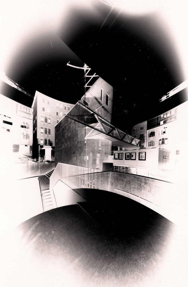 Camera obscura by SpiderCoffee