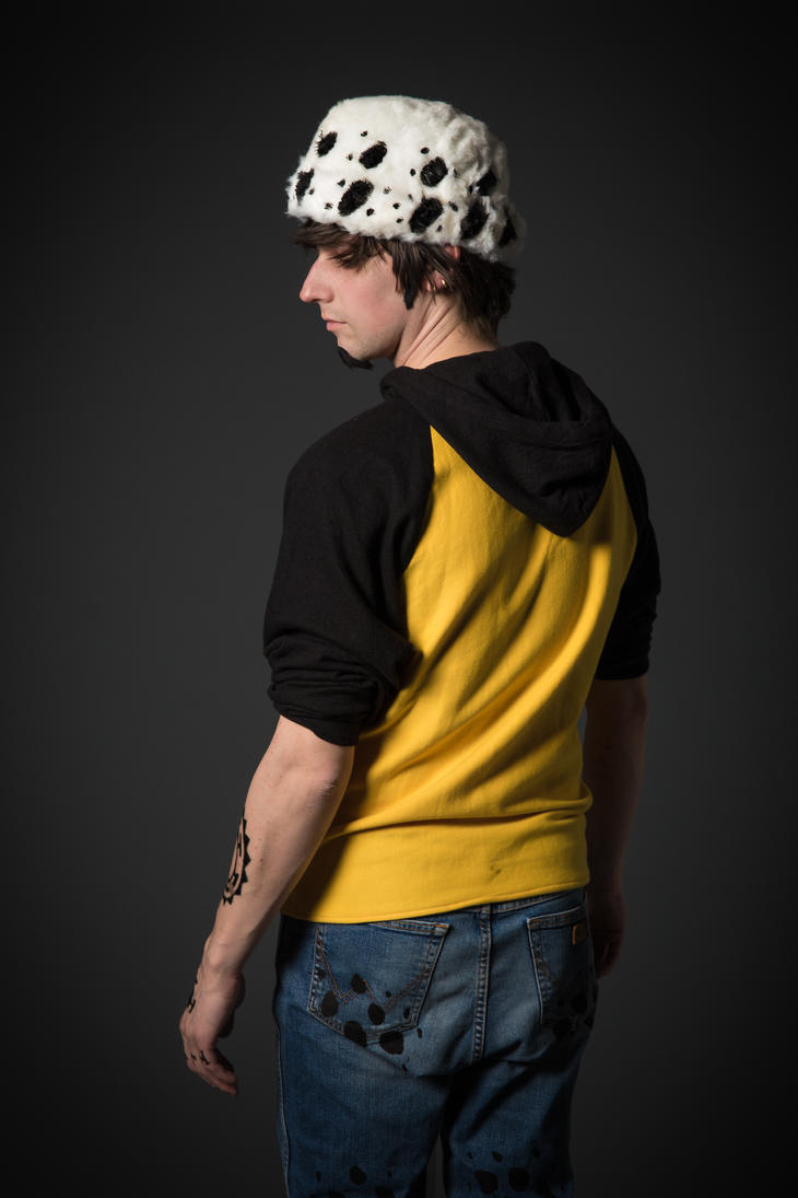 Trafalgar Law by SpiderCoffee