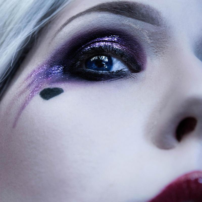untitled (closeupharleyseye) by SpiderCoffee