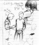 Sketch: Friends