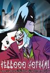 Hellooo Gotham