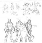 Iron Sketchy
