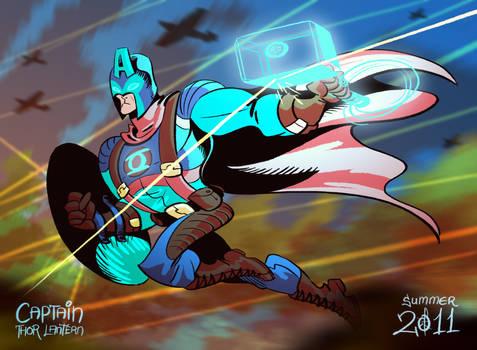 Captain Thor Lantern by splendidriver