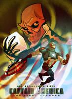 The First Avenger by splendidriver