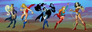 DC Girls 2