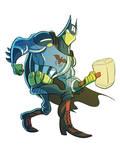 Spider Bat Avenger