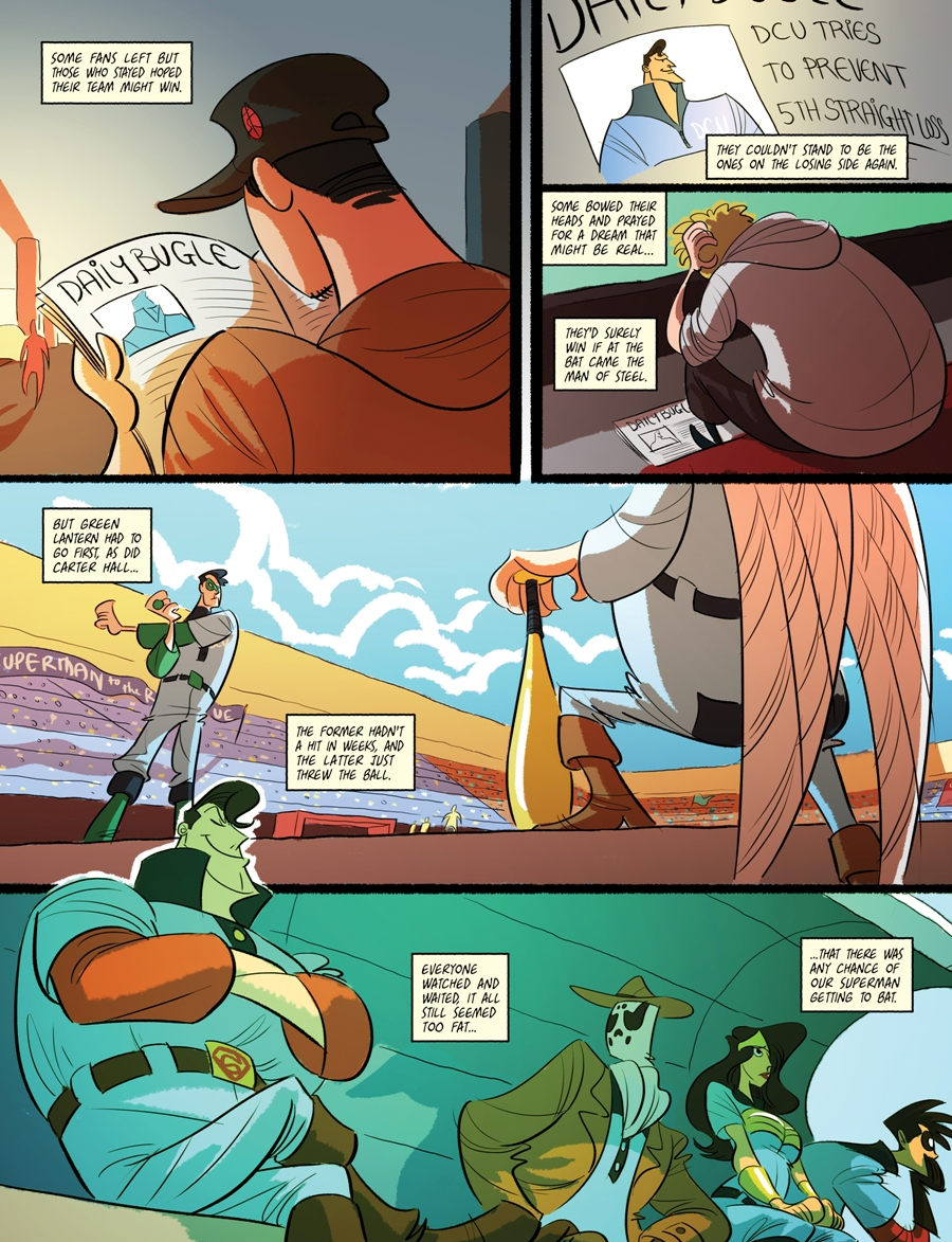 Sunday at the Park - Page 2