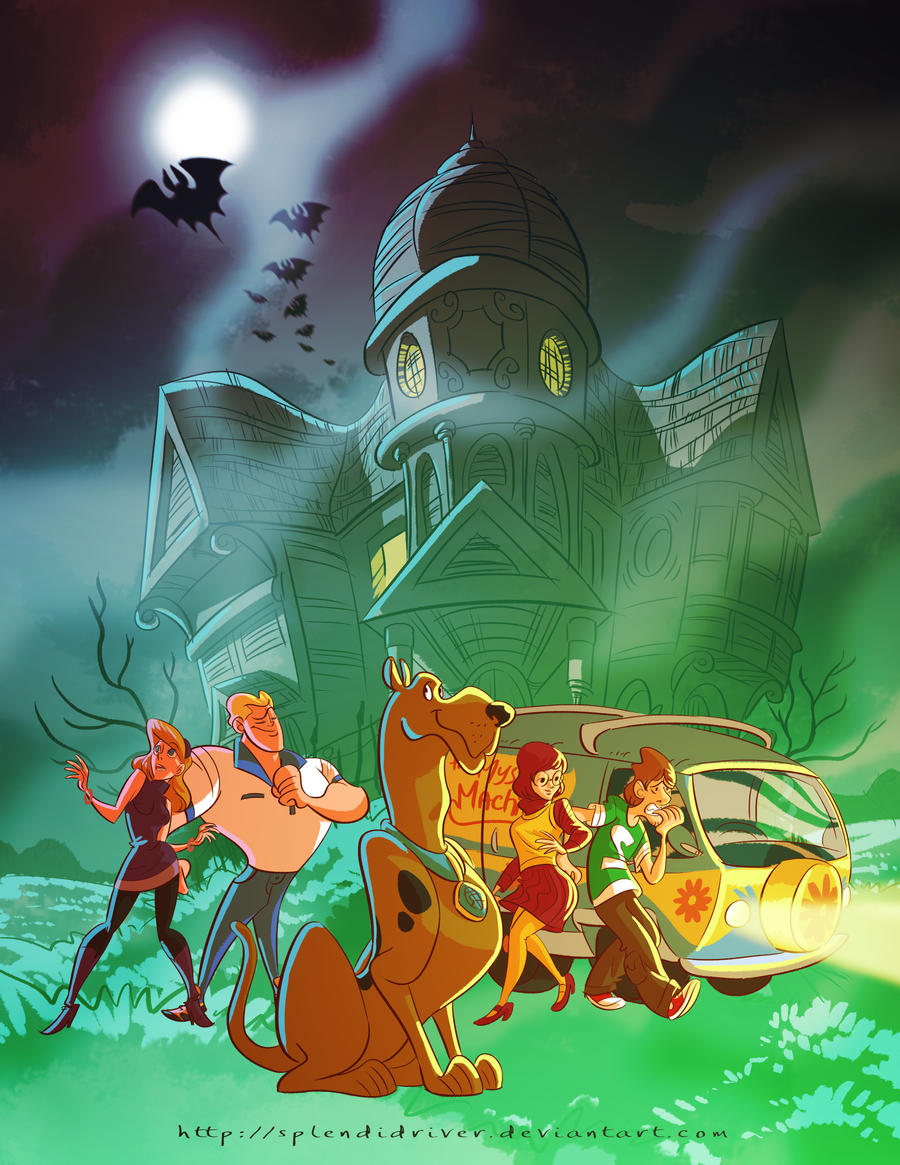 SCOOBY-DOO!!! WHERE ARE YOU???