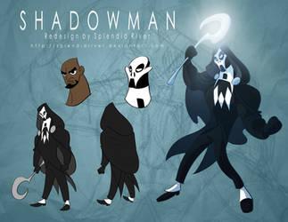 Shadowman by splendidriver