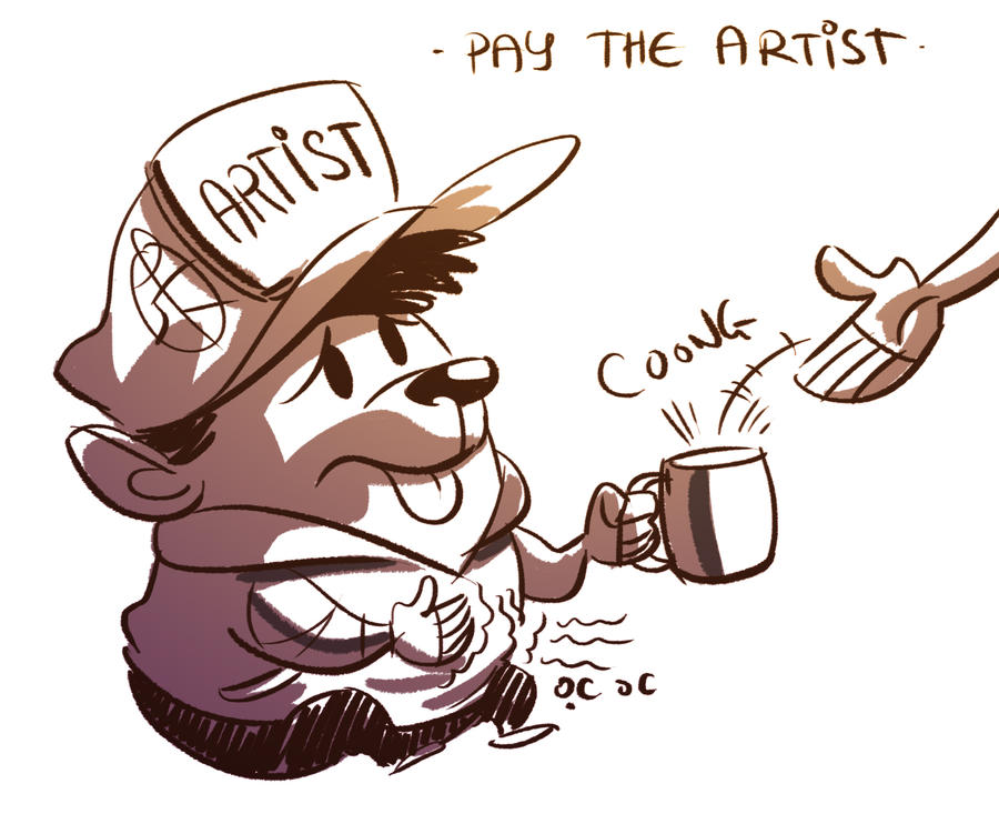 Pay the Artist