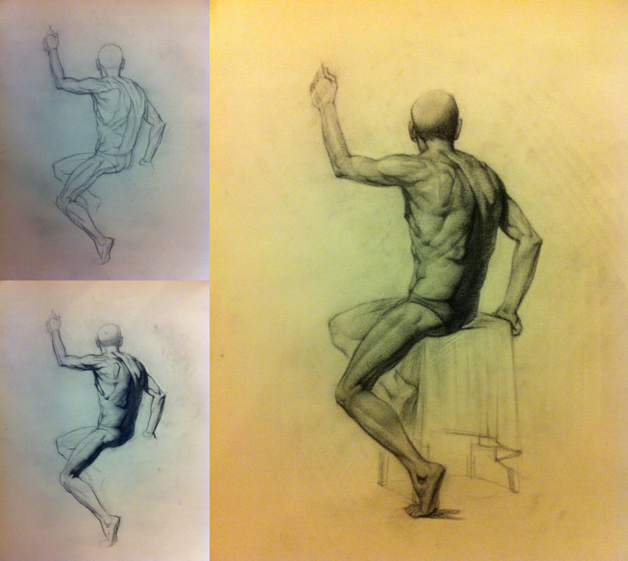 Master Copy Figure Drawing