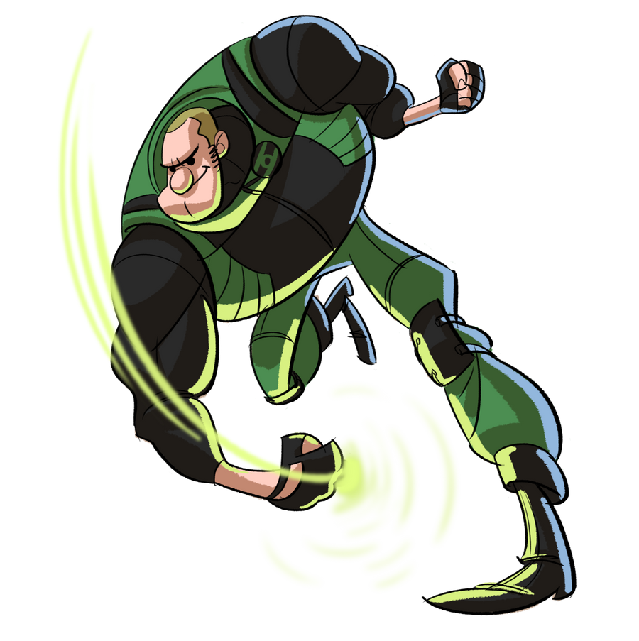 Project Rooftop: Green Lantern Redesign
