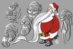 Buncha Santas
