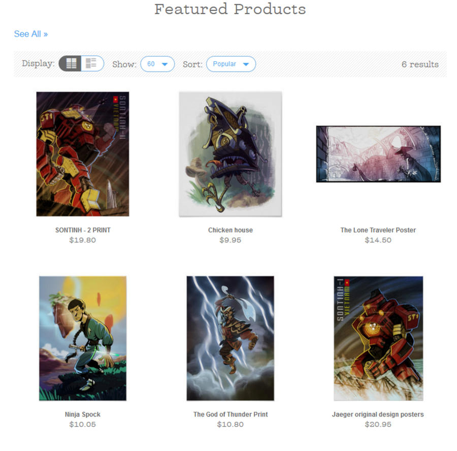 My Zazzle store is opened by splendidriver