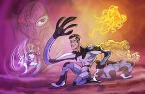 Fantastic Four by splendidriver