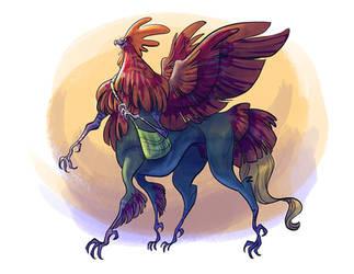 NOT a Centaur by splendidriver