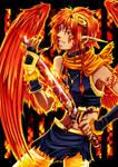 Born of Fire-