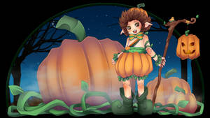 Prince of the Pumpkin Patch by Checkered-Fedora