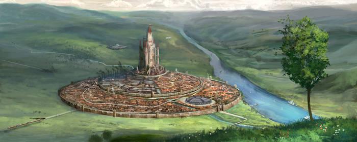Al'kor - Ancient Capital