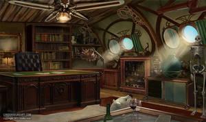 Blackwood's Room