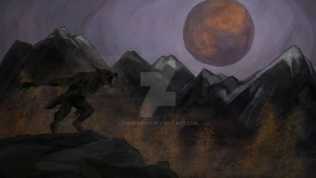 Skyrim: Howl at the moon