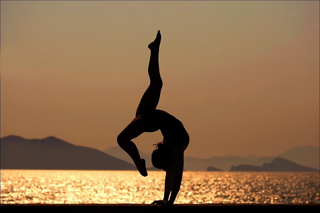 Gymnastics II By Tamergunal