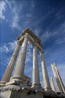Akropol II by tamergunal