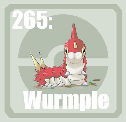 265 wurmple by pokedex on deviantart - Wurmple pokedex ...