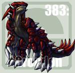 383 Groudon