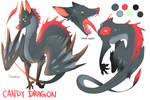 Candy dragon- adopt auction- CLOSED