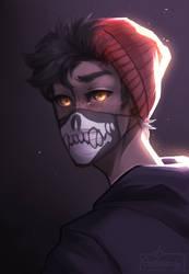 Skull by GEM1NY