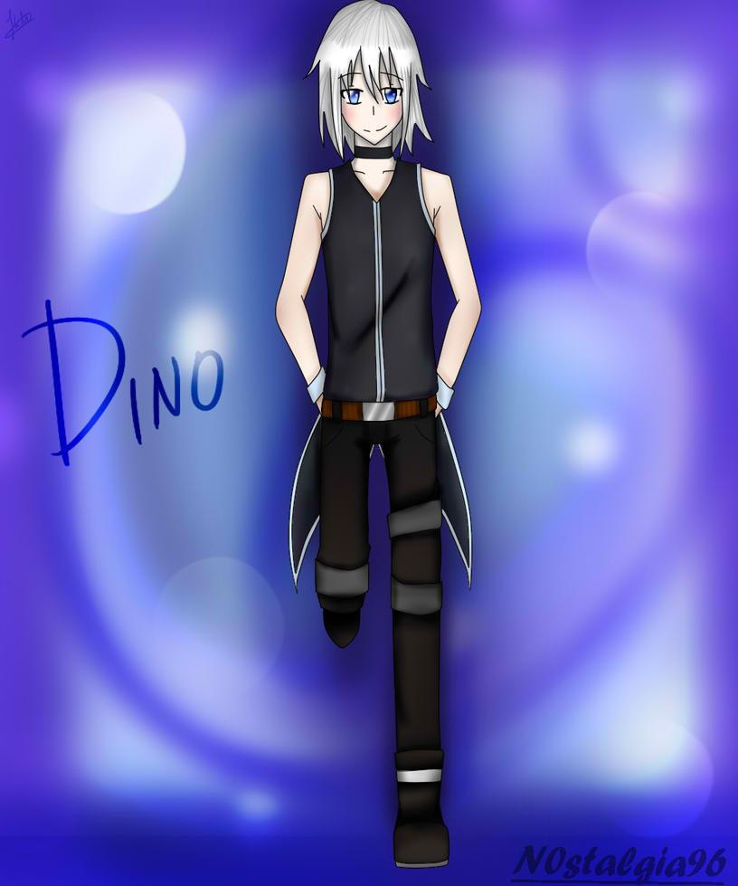 My Dream OC: Dino by Katsumi96Dokuro