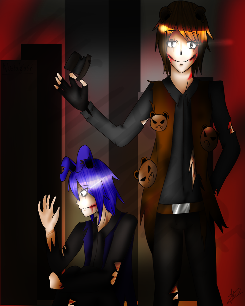 The Nightmare begins ~169th deviations special~ by Katsumi96Dokuro