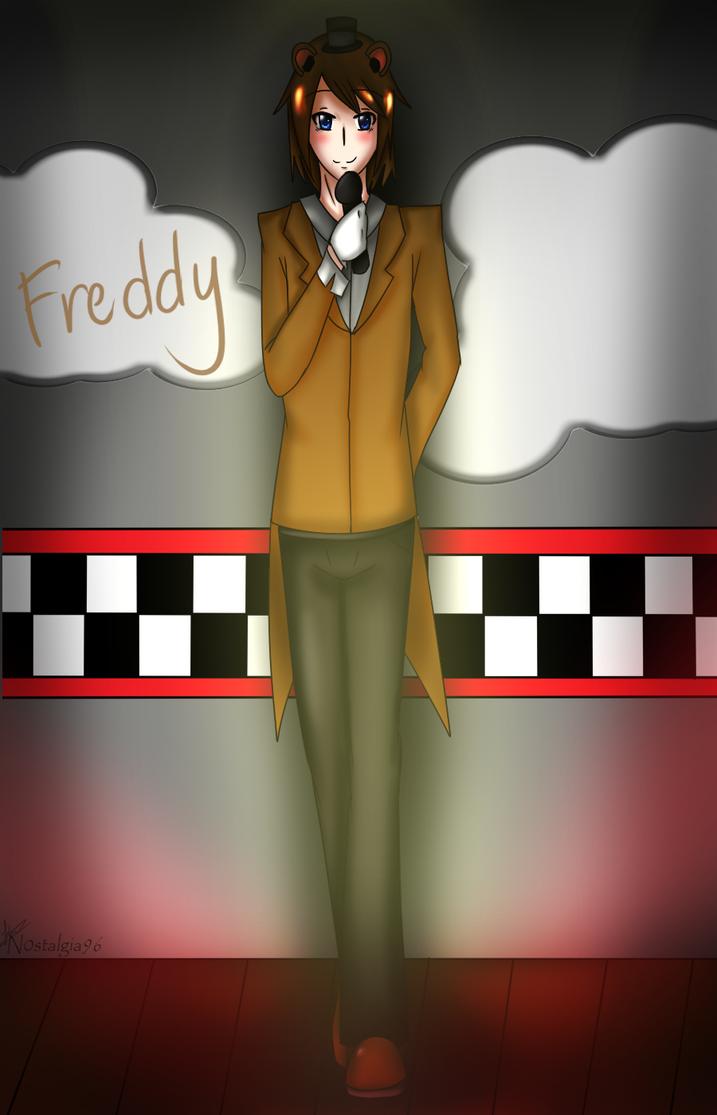 Freddy by Katsumi96Dokuro