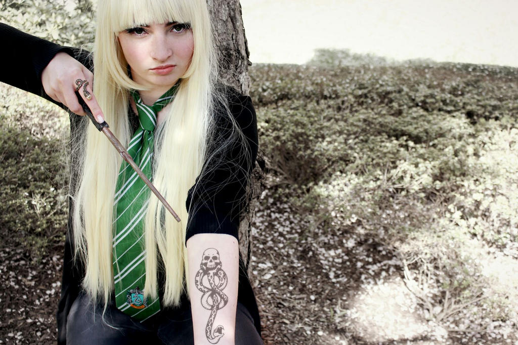 Slytherin pride 2 by Nefaya