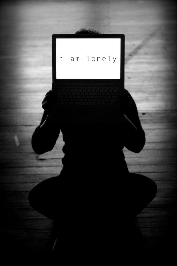 Lonely i am lonely